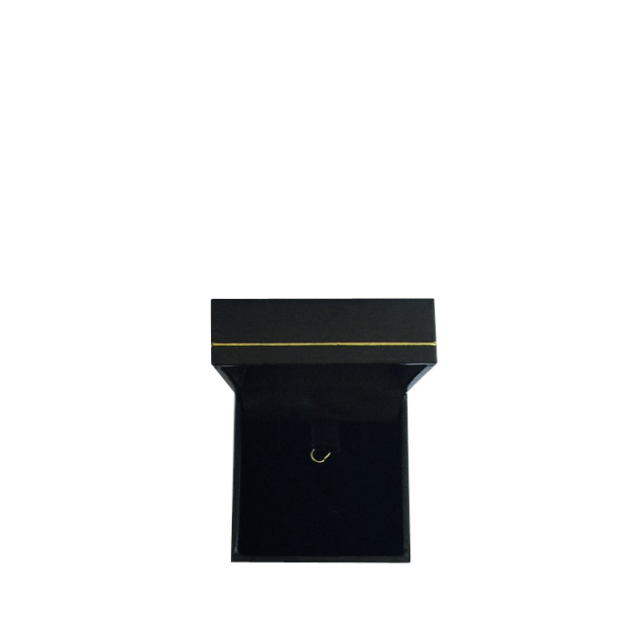 Price for 1 x Small Premium Black Leatherette Earring and Pendant Gift Box. Dim 50(w) x 50(d) x 28mm(h).