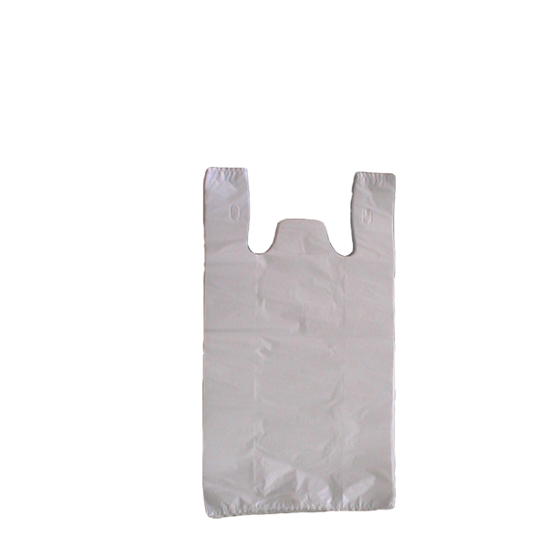 Pack of Approx 300 Supermarket Singlet Plastic shopping bags. Size (220mm + 130mm) x 420mm.