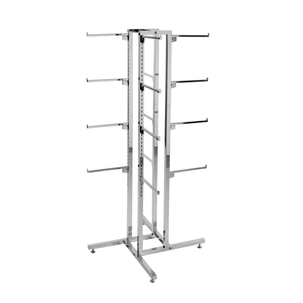 Lingerie or Swimwear Clothes Rack - Dimensions 1520 H x 730 x 730mm.