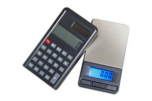 on balance CL-300 mini pocket scale