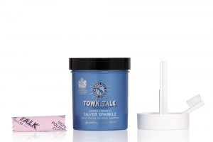 Town Talk Exquisite Silver Sparkle 225ml Dip for SILVER Jewellery