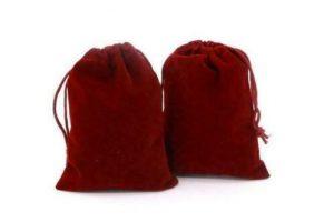 ORGANZA|VELVET BAGS