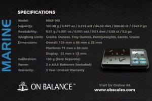On Balance SBM-200