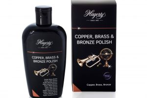 Hagerty Copper Brass & Bronze Polish Metal care