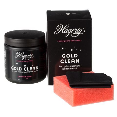 Hagerty Gold Clean jewelry cleaner